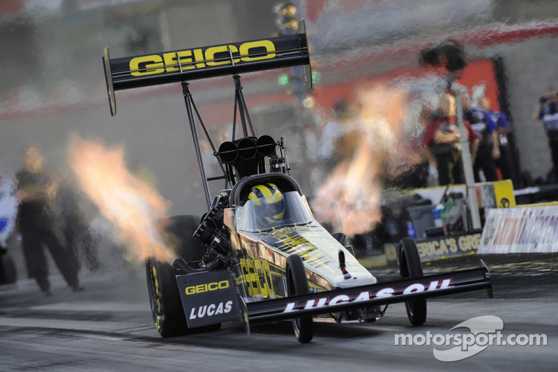 Morgan Lucas ready for anything at Joliet