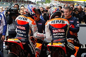 MotoGP Preview Repsol Honda Team positive as trio of races commence