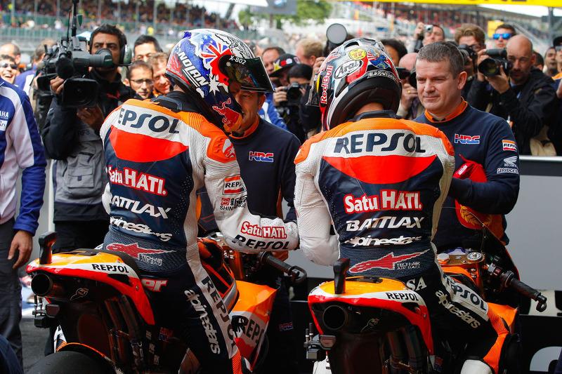 Repsol Honda Team positive as trio of races commence