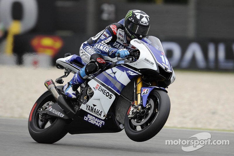 Spies takes valiant fourth at Assen