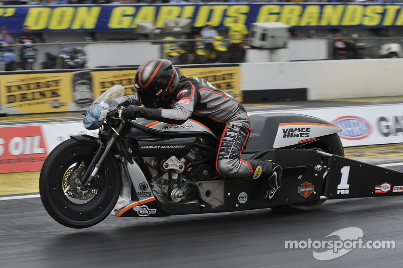 Team Power has stronghold in Pro Stock and Pro Stock Motorcycle as teams head to Norwalk