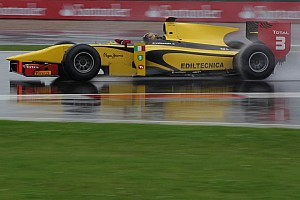 GP2 Breaking news Five drivers penalised after qualifying in Silverstone