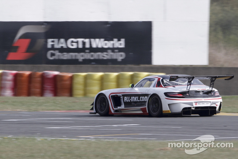 Jager and Pastorelli lead Mercedes 1-2 in Portugal