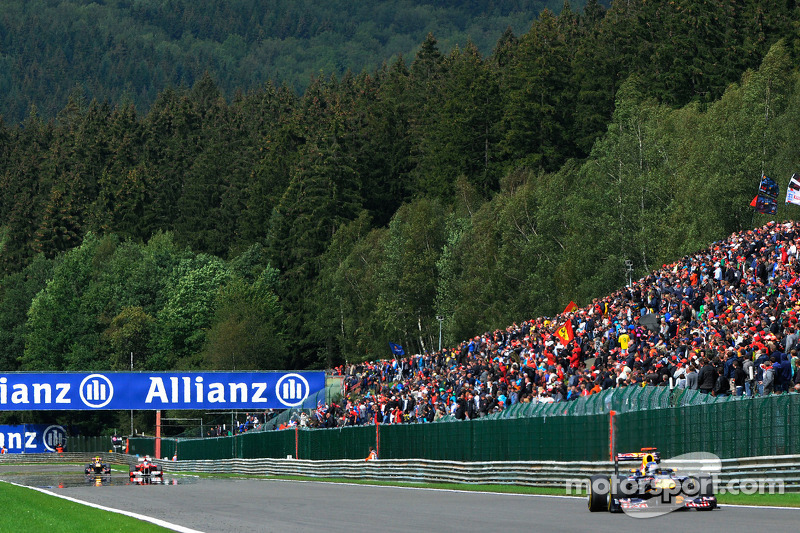 Spa agrees new three-year grand prix deal