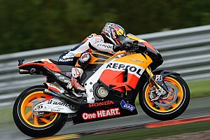 MotoGP Race report Pedrosa makes it three wins in a row at Sachsenring