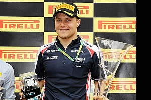 Formula 1 Breaking news GP3 titlist Valtteri Bottas to test for Williams at Young Driver Test