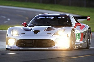 ALMS Breaking news 2013 Dodge Viper to make ALMS debut at Mid-Ohio August 4