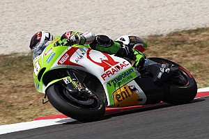 MotoGP Race report Pramac Racing Team rider Barberà rode hard to take the 9th in Mugello