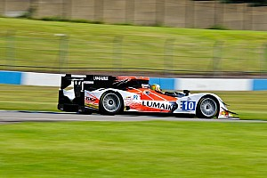 European Le Mans Race report  Pecom Racing: great race at Donington