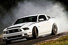 Drift star Vaughn Gittin Jr. inspires new Ford Mustang RTR trackslayer