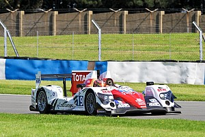 European Le Mans Race report Sébastien Loeb Racing just off the podium