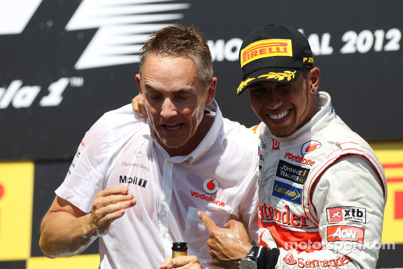 No summer deadline for new Hamilton deal - Whitmarsh