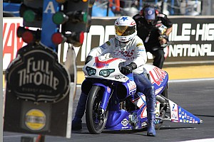NHRA Race report Arana Jr. falls just short  in quest for victory in Denver