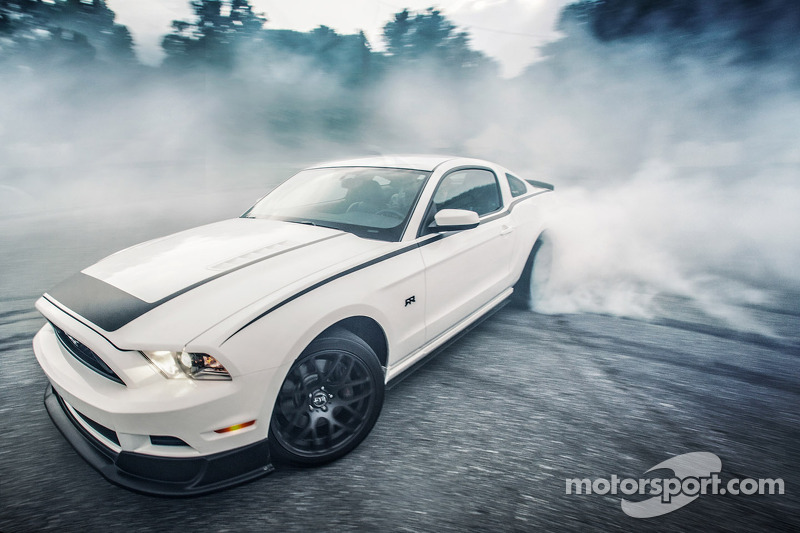 Vaughn Gittin aids on design of 2013 Ford Mustang RTR