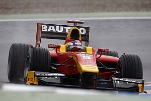 GP2 Race report Excellent 2nd place for Fabio Leimer and Racing Engineering in the Hockenheim Feature race
