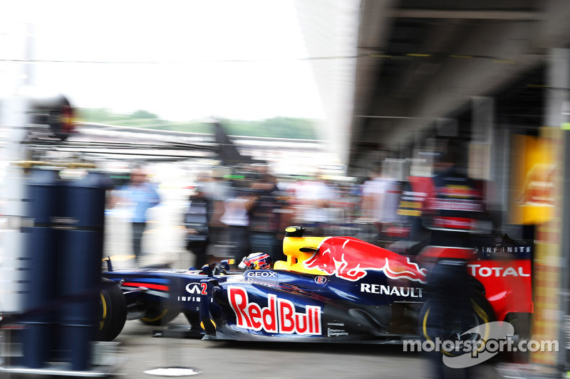 Vettel and Webber expect the heat and the Hungarian GP challenges