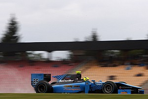 Ocean moves to Budapest for another round of the GP2 Series