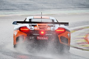Endurance Breaking news WRT #1 Audi leads as more rain hits Spa 24 Hours