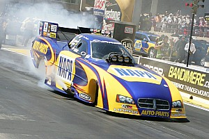 NHRA Race report Ron Capps not deterred by first-round NHRA upset in Sonoma