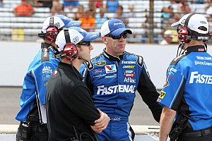 NASCAR Sprint Cup Interview Carl Edwards now must race for wins, not points after bad day at Indy
