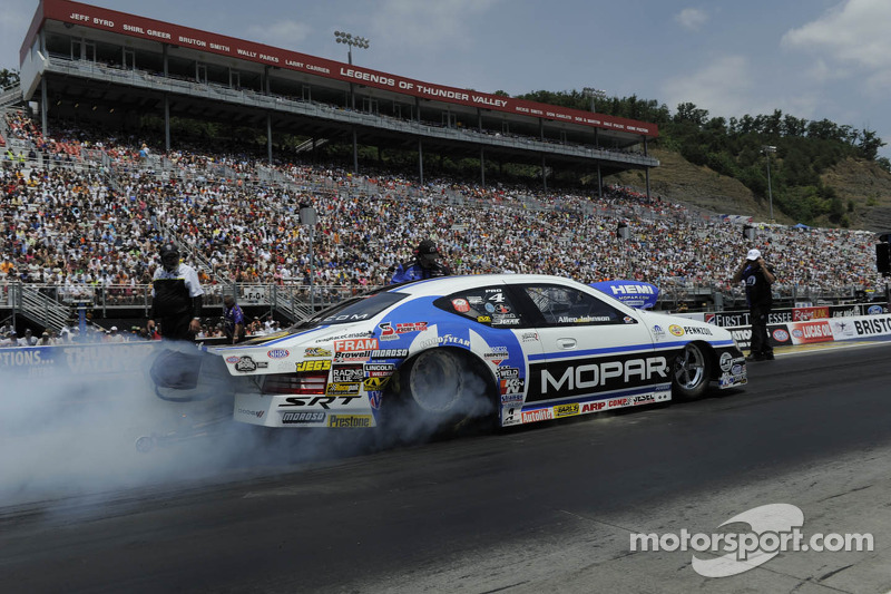Massey, Capps and Johnson pace Friday qualifying in Washington