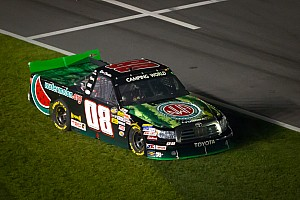 NASCAR Truck Race report Top ten at Pocono for Ross Chastain