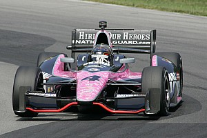 IndyCar Race report Hildebrand, Panther finish ninth Sunday in Indy 200 at Mid-Ohio