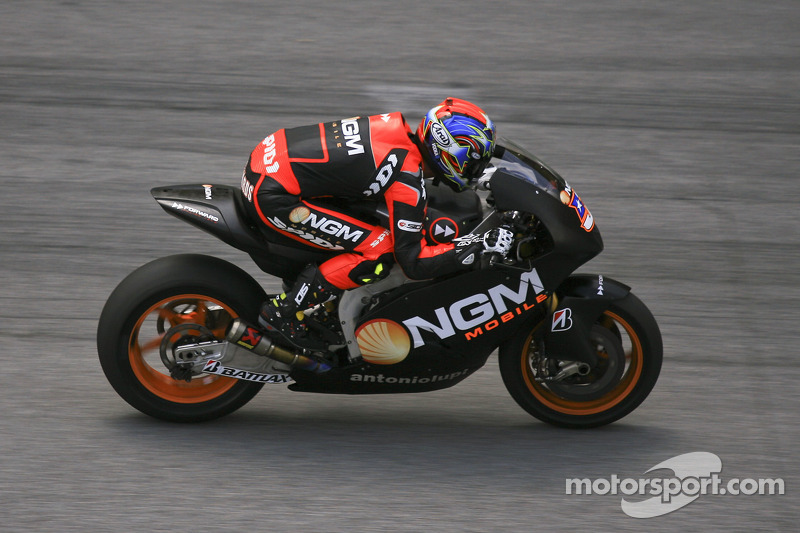 Edwards not sure how will the CRT bikes will work at Indianapolis GP