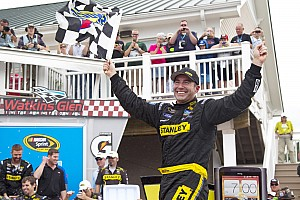 Ambrose rides wave of win to Michigan