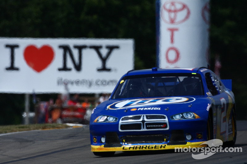 Dodge  with Keselowski and Hornish seeks sixth win at Michigan