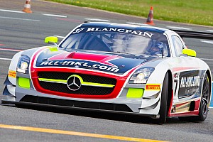 Blancpain Sprint Preview Slovakia Ring pre race quote - Nicky Pastorelli