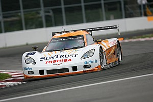 Grand-Am Race report SunTrust Racing tapped out of contention in Montreal