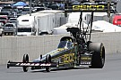 Lucas sees good fortune ahead for GEICO dragster in Brainerd