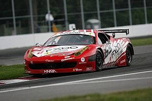Grand-Am Race report Jeff Segal lead points by 29 after finishings second in Montreal