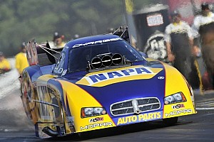 NHRA Race report Capps wins at Brainerd, takes points lead; Lucas, Enders, Krawiec also victorious