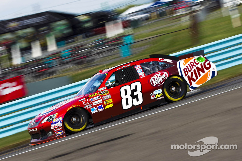 Cassill looking forward to first race at 'Old Bristol'