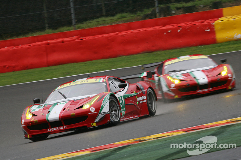 AF Corse to field three Ferraris at Silverstone