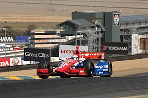 Rahal scores fourth top-five finish at Sonoma