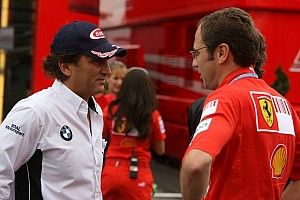 Massa ousting 'inevitable' now - Zanardi