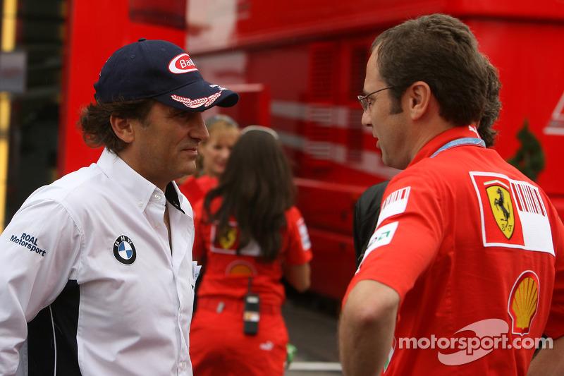 Massa ousting 'inevitable' now - Zanardi