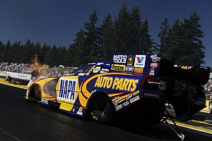 Capps carries No. 1 ranking into Indy, first priority is to win