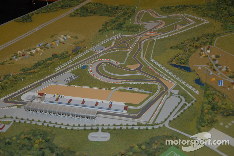 GT1 breaks new ground in Russia with their debut at Moscow Raceway