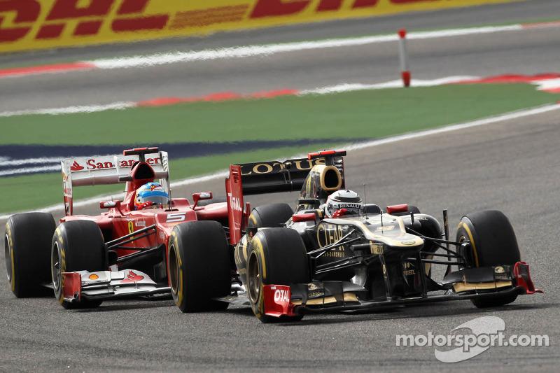 Alonso's engineer says Raikkonen can win title