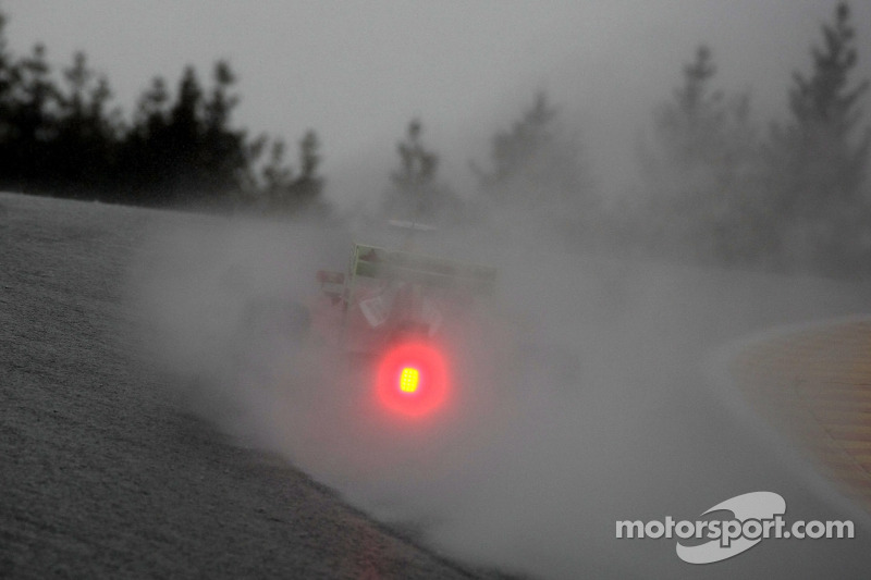 'Silly season' explodes at Spa