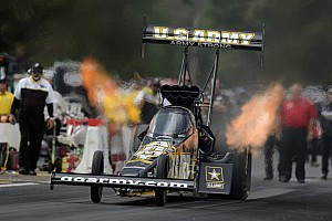 NHRA Qualifying report DSR's Schumacher, Beckman take provisional poles at Indianapolis