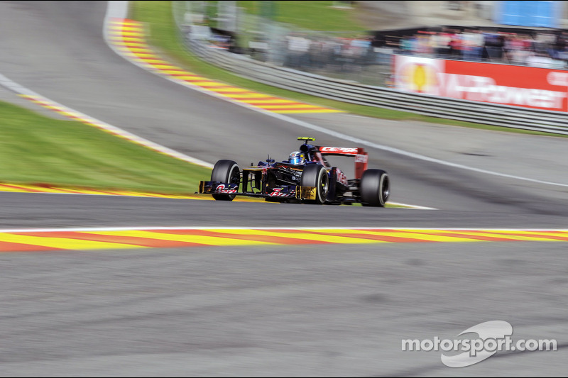 Toro Rosso score more points at Spa than the whole first half of the season