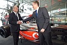 McLaren eyes FIA's new electric series