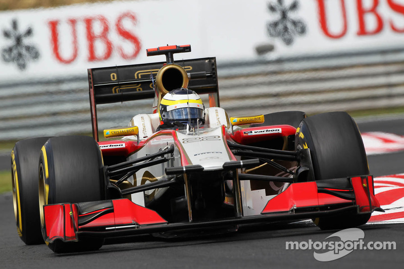 HRT's De la Rosa will be racing his 100th F1 GP at Monza