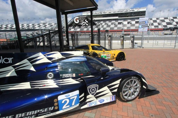 Grand Am and ALMS series officially announce historic merger in Daytona