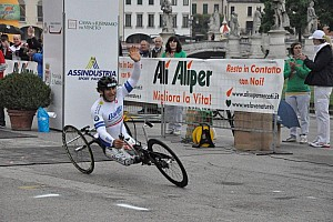 BMW: Alessandro Zanardi's dream of Paralympic gold comes true